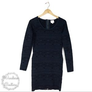 Parker Eclipse Katrina Bodycon Sweater Dress